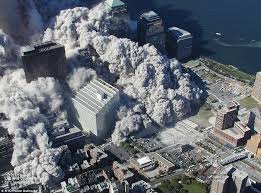 New World Trade Center 9/11 aerial images from ABC News   Daily ...