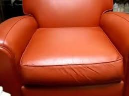 professional leather color change procedure youtube can you paint leather furniture