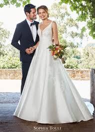 Sophia Tolli Wedding Dresses 2019 for Mon Cheri - Bridal Gowns