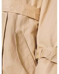 <b>Levi's Miko Trench</b> in Natural - Lyst