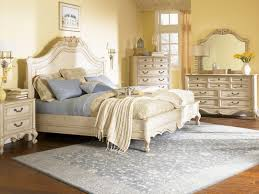 beautiful vintage style bedroom decoration with beige color scheme ideas and using soft blue carpet blue vintage style bedroom