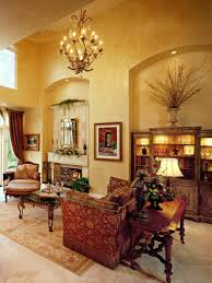 Tuscan Style Dining Room Furniture Antique Metal Chandeliers For Dining Room With Fireplace And