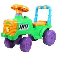 <b>Каталка</b>-толокар <b>Orion Toys</b> Бэби трактор (931) со звуковыми ...