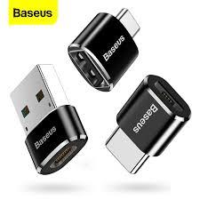 <b>Baseus</b> USB <b>Type C</b> OTG Adapter <b>USB C Male</b> To Micro USB ...