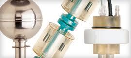 liquid water level sensor controller horizontal float switch sensor nivel agua pump flow for aquariums