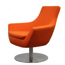 Modern Swivel Chairs For Living Room Furniture Accessories Orange Swivel Chairs For Living Room