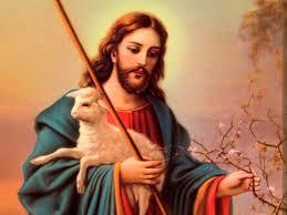 Resultado de imagem para jesus o bom pastor