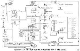 1965 mustang wiring diagrams average joe restoration oil pressure
