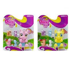Игровой набор <b>Junfa Toys</b> Лошадка с 4 фигурками 3201E ...