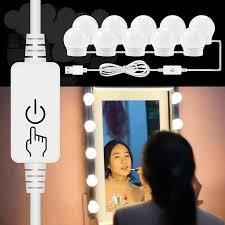 <b>CanLing</b> 2018 LED Makeup Mirror Vanity Bulbs Dressing Table ...