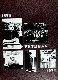 petrean by saint peter s prep issuu 1972 petrean