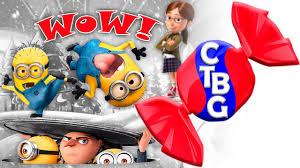 Very Despicable Me 3 Minions Funny <b>toys</b> Nice video |CTBG ...