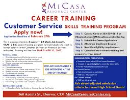 customer service skills training career training program mi cs skills training mar 2017 customer service skills training