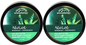 Village Naturals Aromatherapy <b>Revive</b> (Rosemary and Peppermint ...
