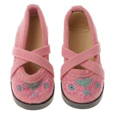 Buy Generic <b>2pcs Pink</b> Crossed Strap Shoes Choting Accessory for ...