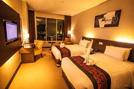 Horison hotel batam package Deluxe Twin Room