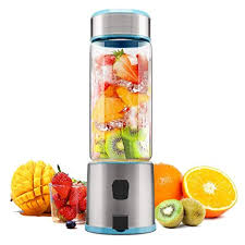 Portable Glass Smoothie Blender, TTLIFE Personal ... - Amazon.com