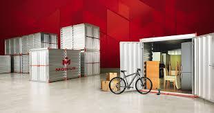 МОБИУС — Аренда <b>контейнера для хранения</b> вещей