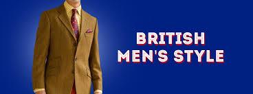 <b>British Men's Style</b> - Menswear Traditions of England & the UK ...