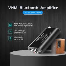 <b>VHM337</b> 50WX2 <b>Mini</b> Bluetooth 5.0 Wireless Audio Power Digital ...