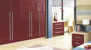 contemporary burgundy gloss modular bedroom furniture contemporary bedroom bedroom modular furniture
