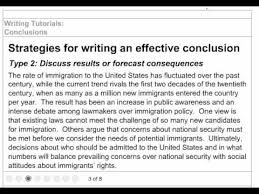 how to write a conclusion paragraph   youtube