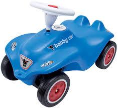 <b>Big Машинка</b>-<b>каталка New</b> Bobby Car 56201, цвет голубой, код ...
