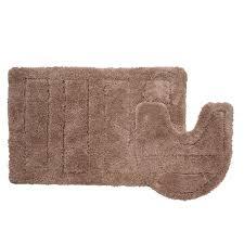 242M590i13 | <b>Набор ковриков</b> для ванной комнаты, 60х90 + ...