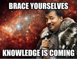 FunniestMemes.com - Funniest Memes - [Brace Yourselves, Knowledge ... via Relatably.com