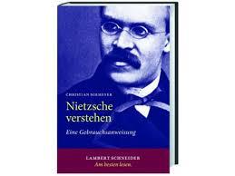 Cover: &quot;Nietzsche verstehen&quot; (Verlag <b>Lambert Schneider</b>) <b>...</b> - d3a0dcd968f66d7ab4527b2482f1b761v2
