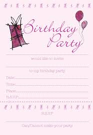 invitations for girl birthday party com brilliant girls birthday party invitations printable along unique birthday