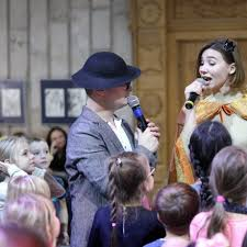 rgdb.ru - Программа VI Всероссийского фестиваля детской книги