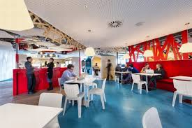 google ireland office by camenzind evolution dublin 04 advertising agency office google