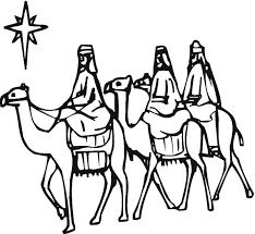 christmas present three wisemen clipart black and white clipartfest wise men clipart
