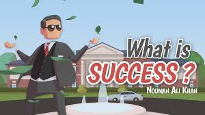 what is success nouman ali khan illustrated subtitled