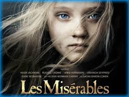 Les Miserables          Movie Review   Film Essay Gone With The Twins Les Miserables