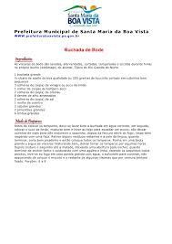 Resultado de imagem para imagens de receitas BUCHADAS DE BODES