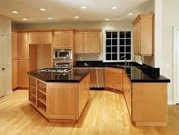 kitchen cabinets with granite countertops: dark granite countertops on maple cabinets black granite countertops with maple cabinets light maple