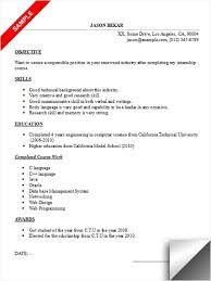 good student resume sample for internship   easy resume samples  good student resume sample for internship