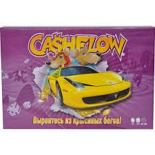<b>Настольная игра Попурри Денежный</b> поток (Cashflow 101)