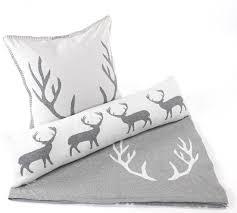 <b>Подушка</b>-<b>валик с орнаментом EnjoyMe</b> Deer 20х80 см en_ny0056 ...