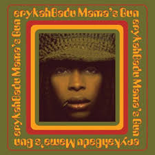 <b>Erykah Badu</b> - <b>Mama's</b> Gun - Vinyl at OYE Records