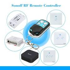 Sonoff Wireless 4 Channel WIFI Remote Controller For ... - Vova