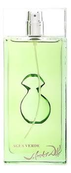 <b>Salvador Dali</b> Agua Verde купить элитный мужской парфюм ...