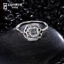 [US $6.56] & <b>GOMAYA 925 Sterling</b> Silver Vintage Style Flower ...