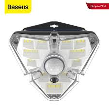 <b>Baseus LED Solar Light</b> Outdoor Solar Wall Lamp Waterproof Solar ...