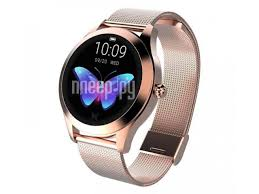 <b>Умные часы KingWear KW10</b> Gold, цена 159 руб., купить в ...