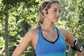 <b>AfterShokz Sportz Titanium</b> Open Ear Wired Bone Conduction ...