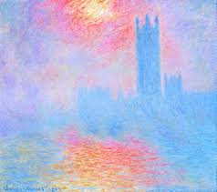 Image result for monet thames
