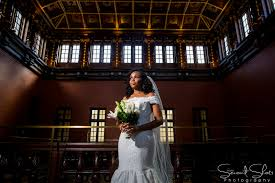ideson library wedding